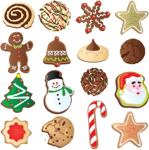 christmas-cookies-vector