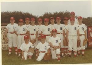 MCD Baseball